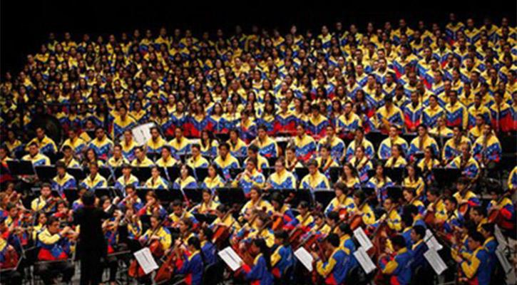 El Sistema de Orquestas celebrará la Navidad