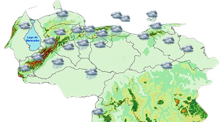 Precipitaciones intensas han causado estragos en siete estados del país