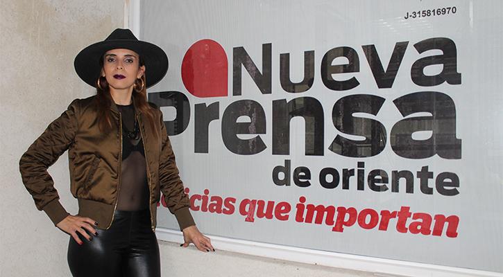Irazú llega al mundo musical «Sin límites»