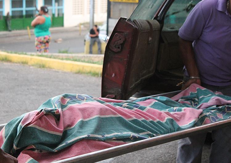 PNB aniquiló de dos disparos a un joven en el barrio El Espejo II
