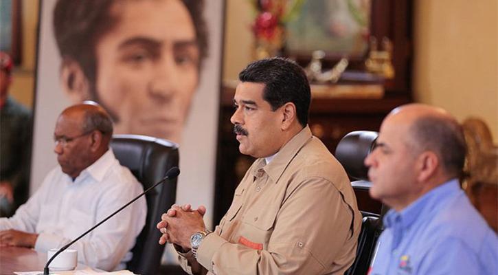 Maduro: Acuerdo ya tuvo un impacto en los precios