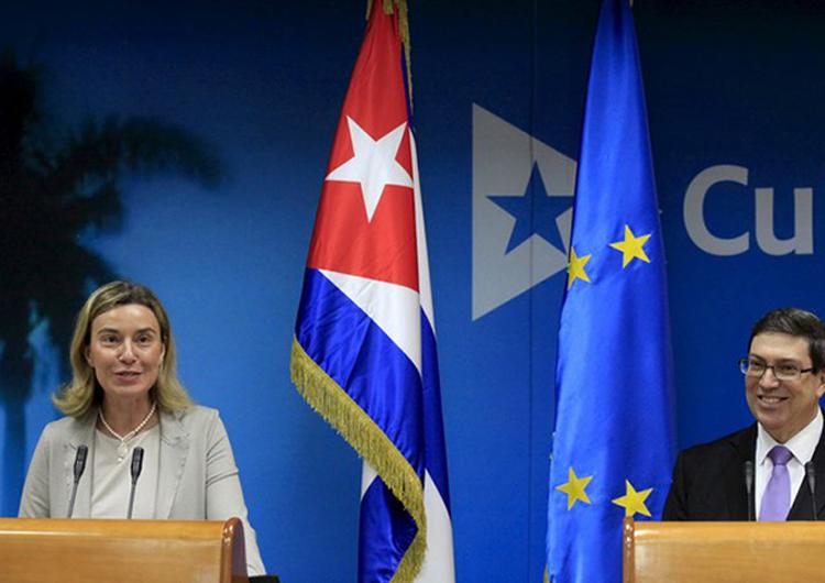 Cuba y la UE pondrán fin a la «posición común»