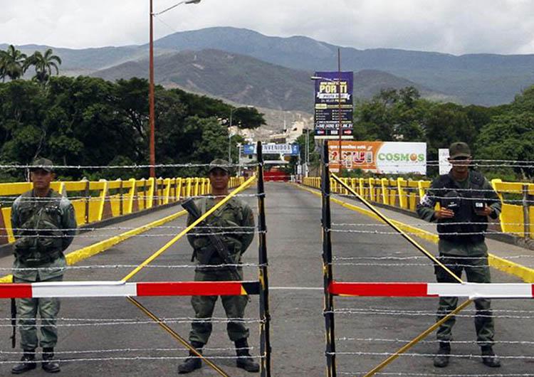 Extendieron cierre de frontera por 72 horas adicionales