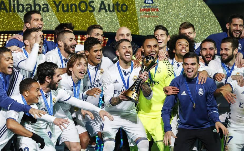Real Madrid es el campeón del mundo