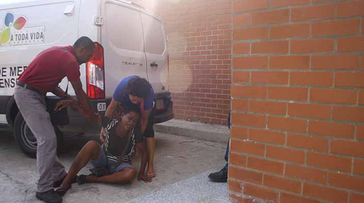 Sujeto fue abatido en un presunto  enfrentamiento