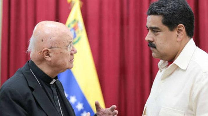 Torrealba: Carta del Vaticano desmiente al Gobierno