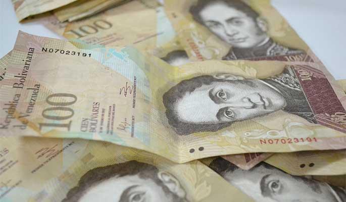 Billete de Bs.100 saldrá de circulación para combatir mafias fronterizas