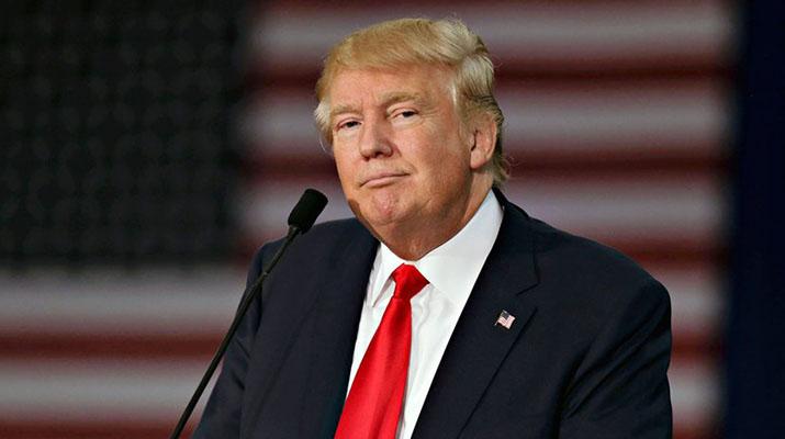 Trump suspendió construcción de muro en Irlanda