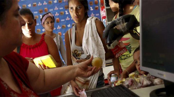 «Solo un 5% de las  familias venezolanas  cubren la cesta básica»
