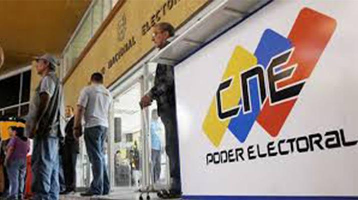 Asamblea Nacional nombrará a rectores del CNE