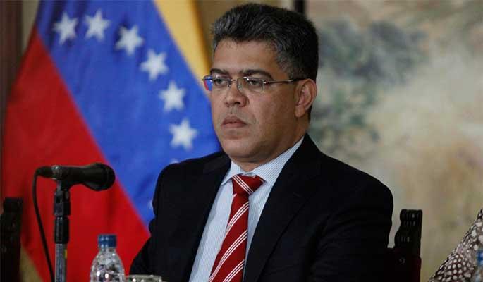 Jaua: Carta del Vaticano sobre el diálogo fue respondida por Jorge Rodríguez