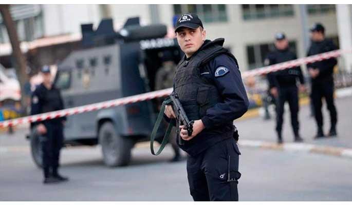 Ascendieron a 372 los detenidos de izquierda kurda tras atentado en Estambul