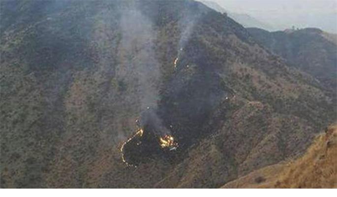 40 fallecidos tras accidente de avión en Pakistán