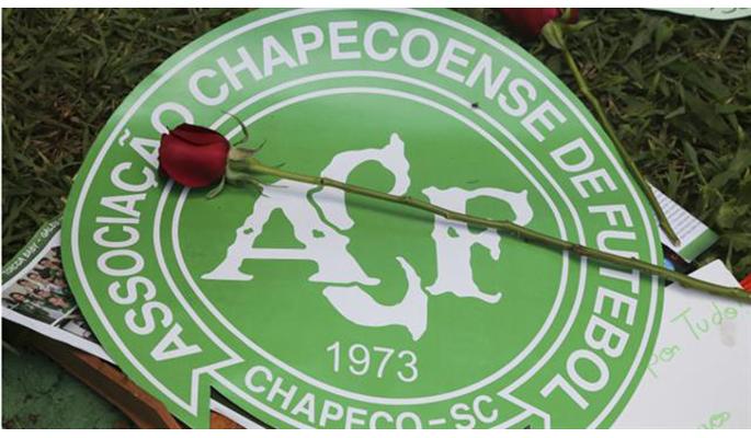 Chapecoense jugará el 29 de enero