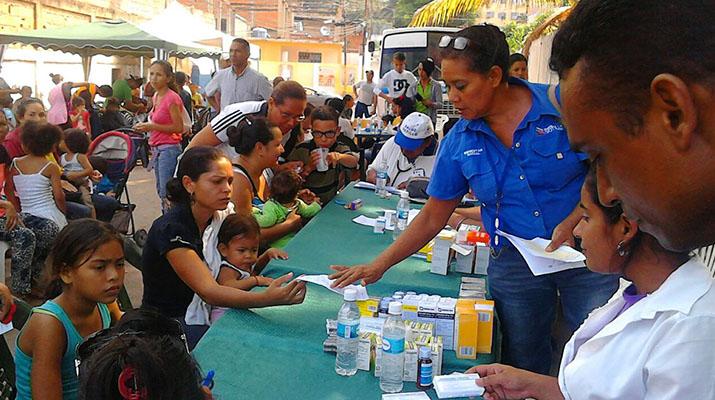 Jornada médica atendió a mil 500 personas en Pozuelos