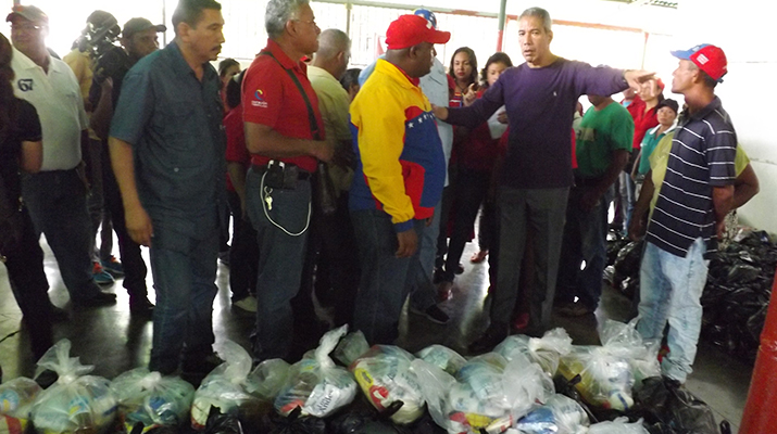 Gobernador: Anzoátegui  cuenta con 1.400 CLAP
