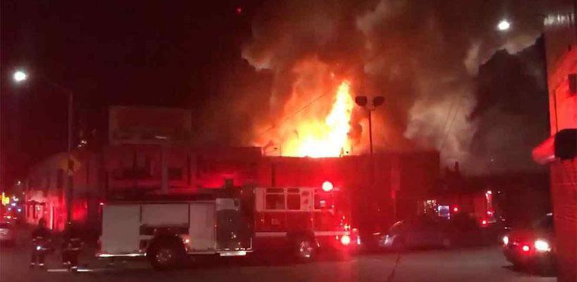 Ascienden a 24 los muertos tras incendio en California