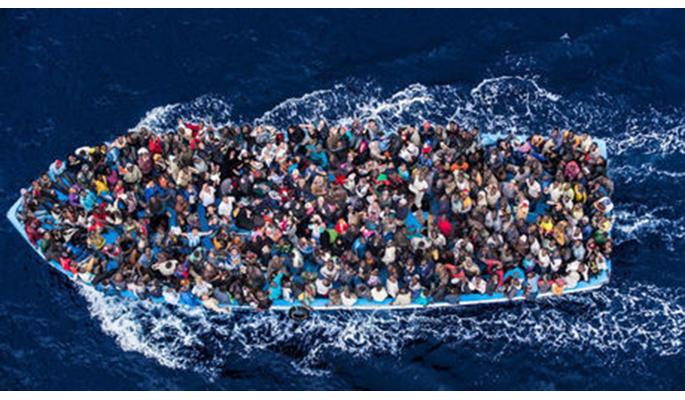 Guardia Costera italiana halla 16 cadáveres de inmigrantes