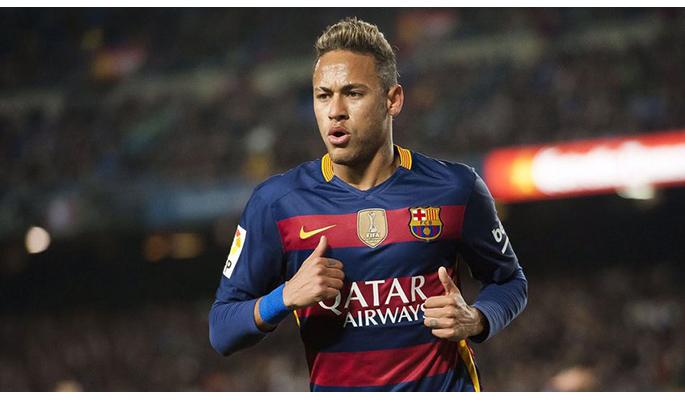 Neymar hará fisioterapia por una semana