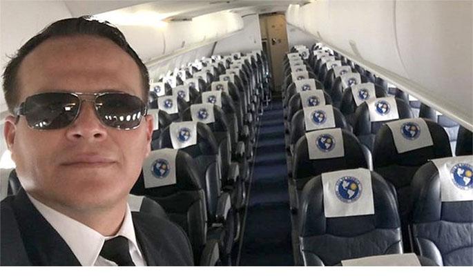 Piloto del avión Lamia tenía orden de arresto