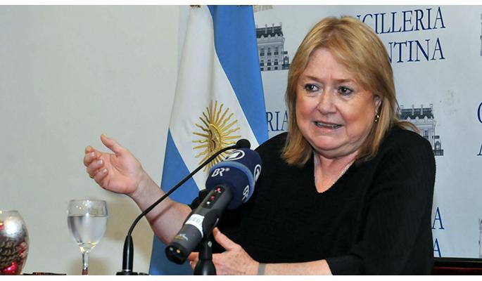 Cancilleres de Argentina y Venezuela se reunirán mañana