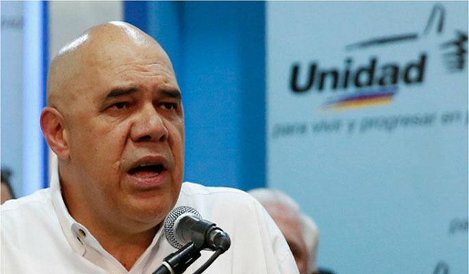 «Chuo» Torrealba expresa solidaridad con todos los partidos de la MUD