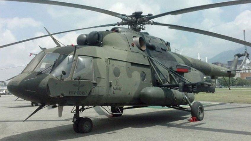 Confirman muerte de los tripulantes de helicóptero desaparecido en Amazonas
