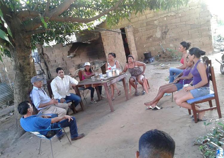 Vecinos viven entre aguas servidas en La Chicagua