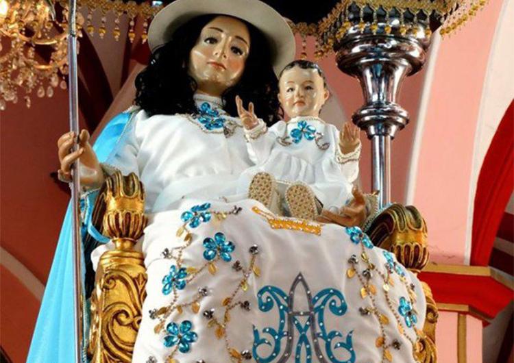 Más de dos millones de turistas acompañarán a la Divina Pastora