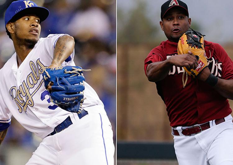 Yordano Ventura y Andy Marte pusieron  al béisbol de luto