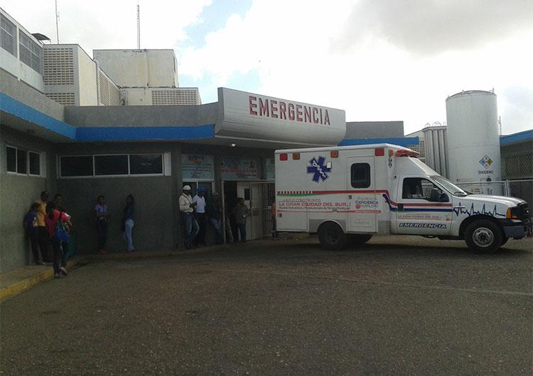 Liquidaron a tiros a obrero de la alcaldía de El Tigre cuando reparaba bote de agua en la avenida Intercomunal