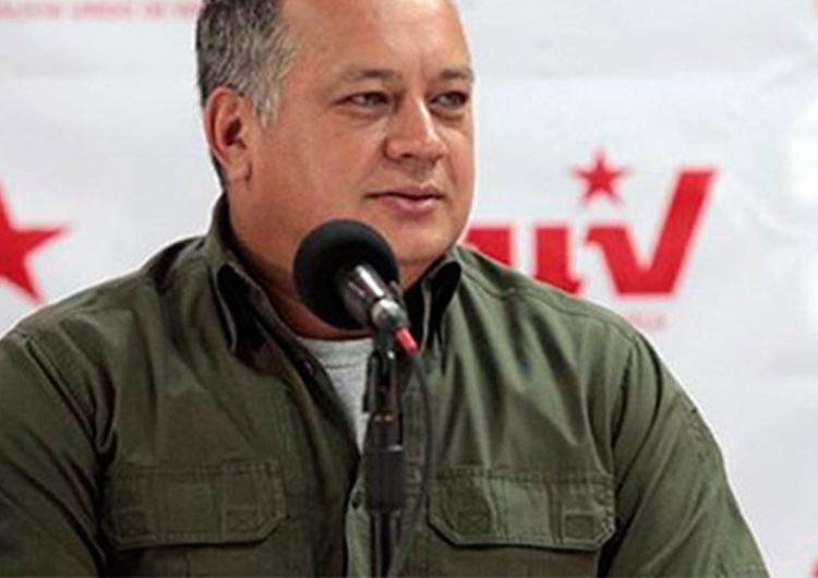 Cabello: Maduro no ha abandonado el cargo ni lo abandonará