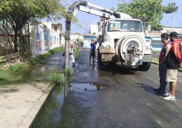 Alcaldía continúa atendiendo a los sectores con las jornadas de saneamiento
