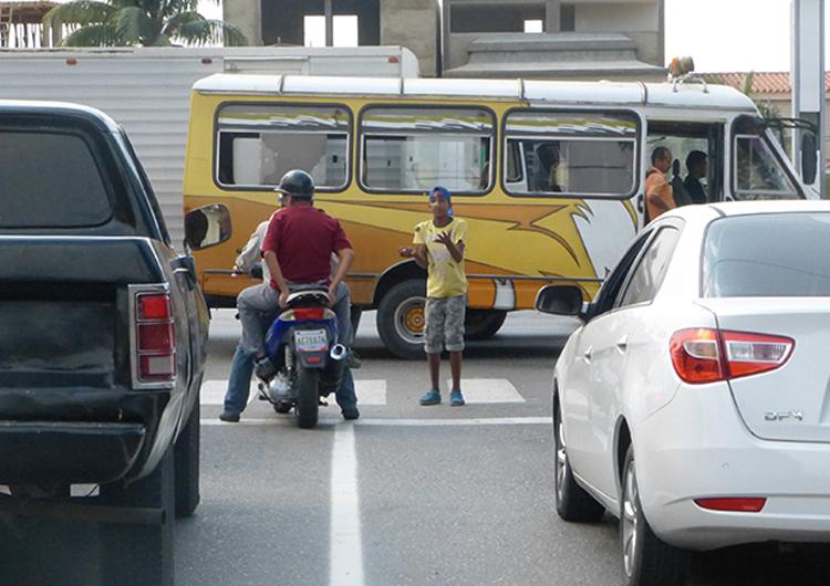 Cantidad de niños en situación de calle se incrementó en un 40%