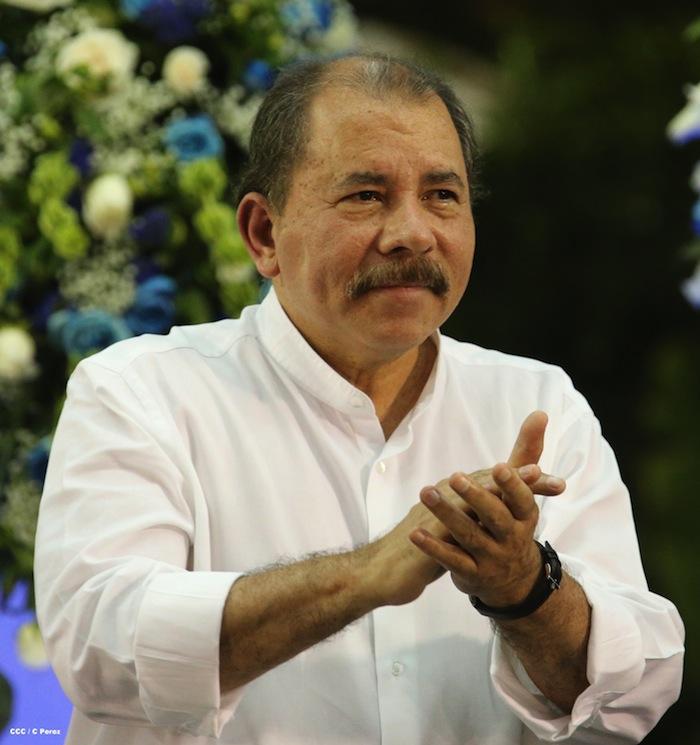 Daniel Ortega recibió credencial que lo acredita como presidente de Nicaragua