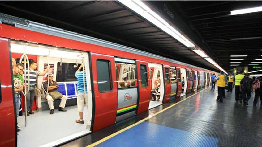 Colocarán estaciones policiales en el metro de Caracas