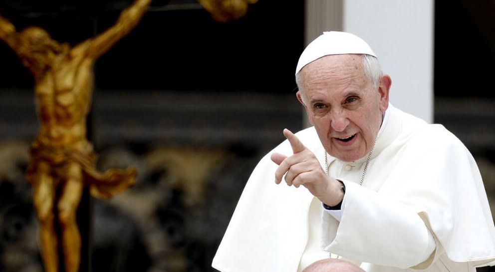 El Papa pide medidas para la protección de los niños inmigrantes