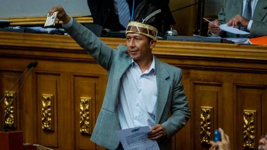 Diputados de Amazonas introducirán recurso de amparo