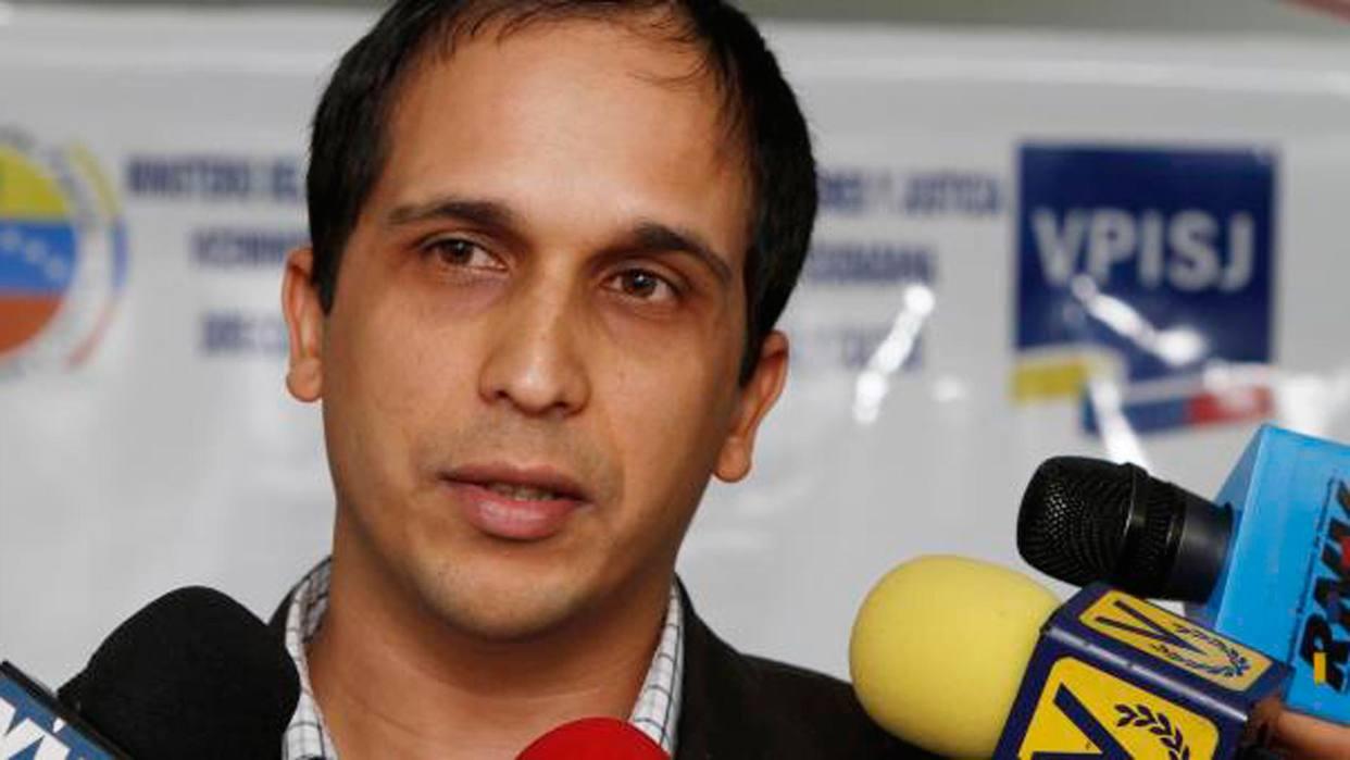 Edwin Rojas asume la gobernación del estado Sucre