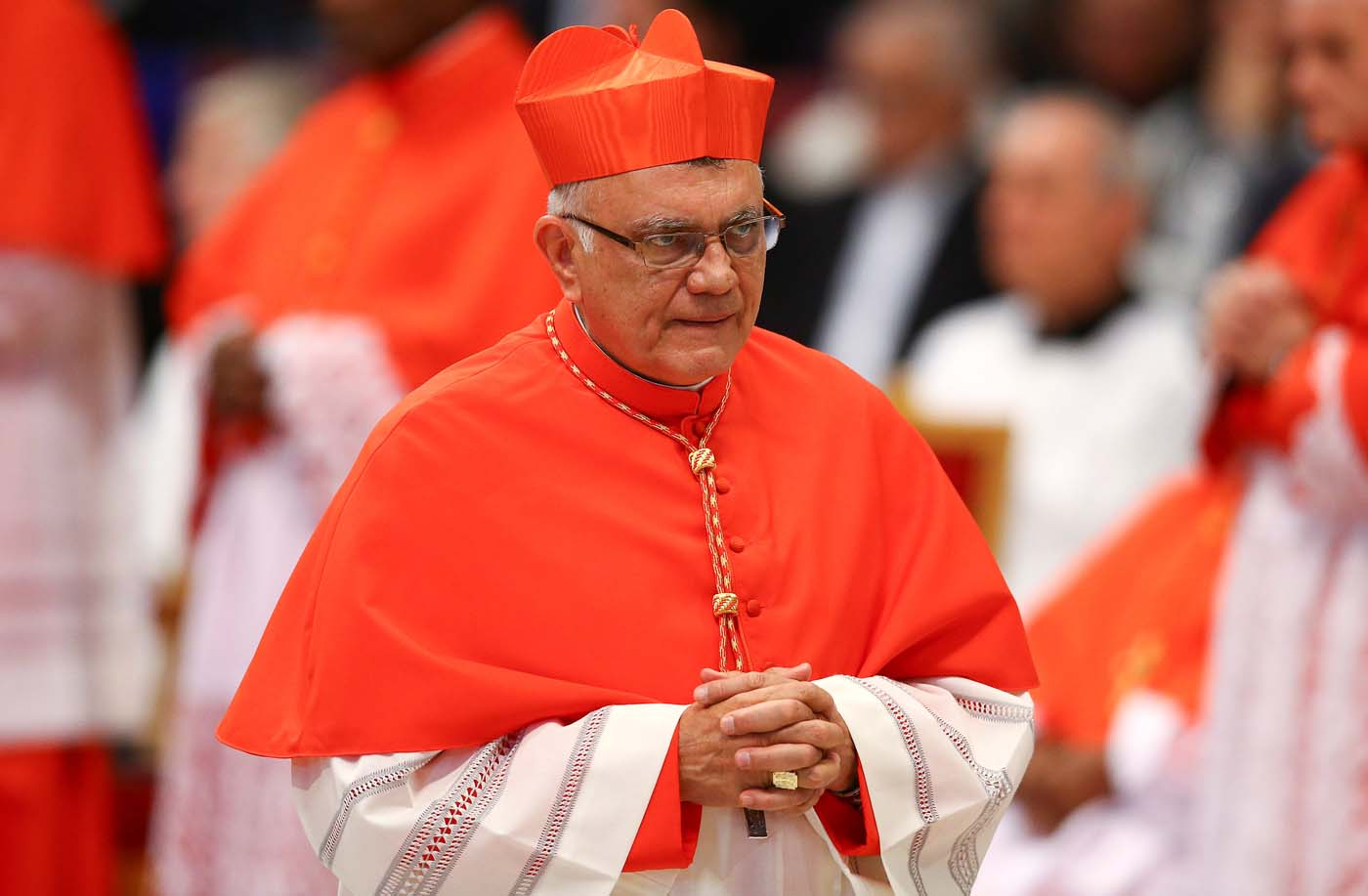 Designan al cardenal Porras miembro de la Pontificia Comisión para América Latina