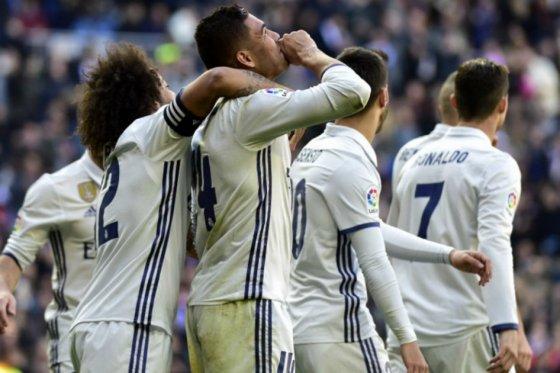 El Real Madrid suma 39 partidos invicto e iguala el récord del Barcelona