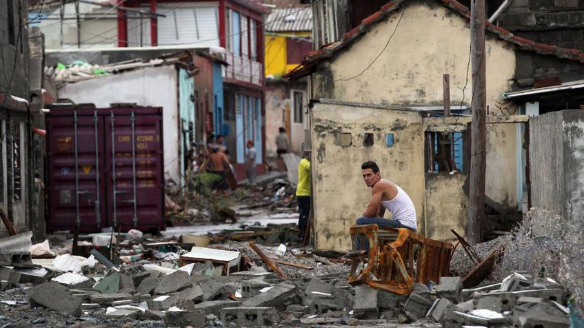 Cuba recuperó el 70 % de las viviendas dañadas por el huracán Matthew