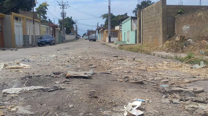 Vecinos: Aquí en Cuevas de Guanire lo que hay es hambre