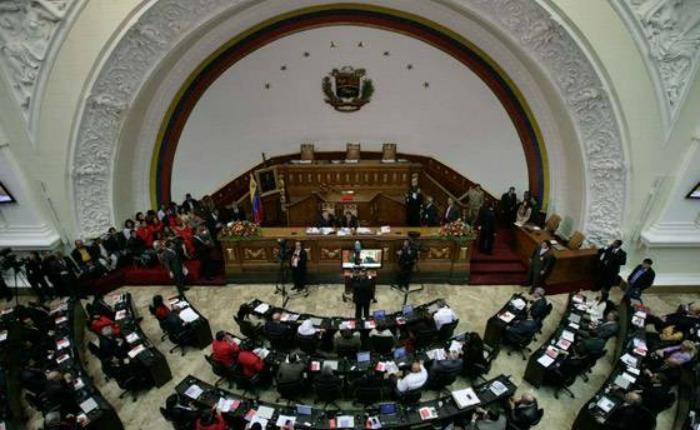 """Asamblea Nacional declaró """"abandono del cargo"""" de Maduro"""