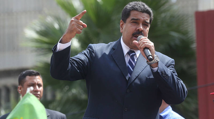 Maduro pedirá a mesa de diálogo «mediación» con el Parlamento