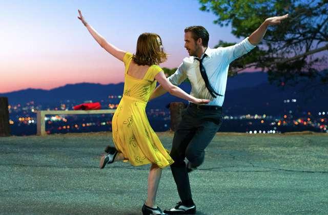 «La la land» enamora con la magia del baile