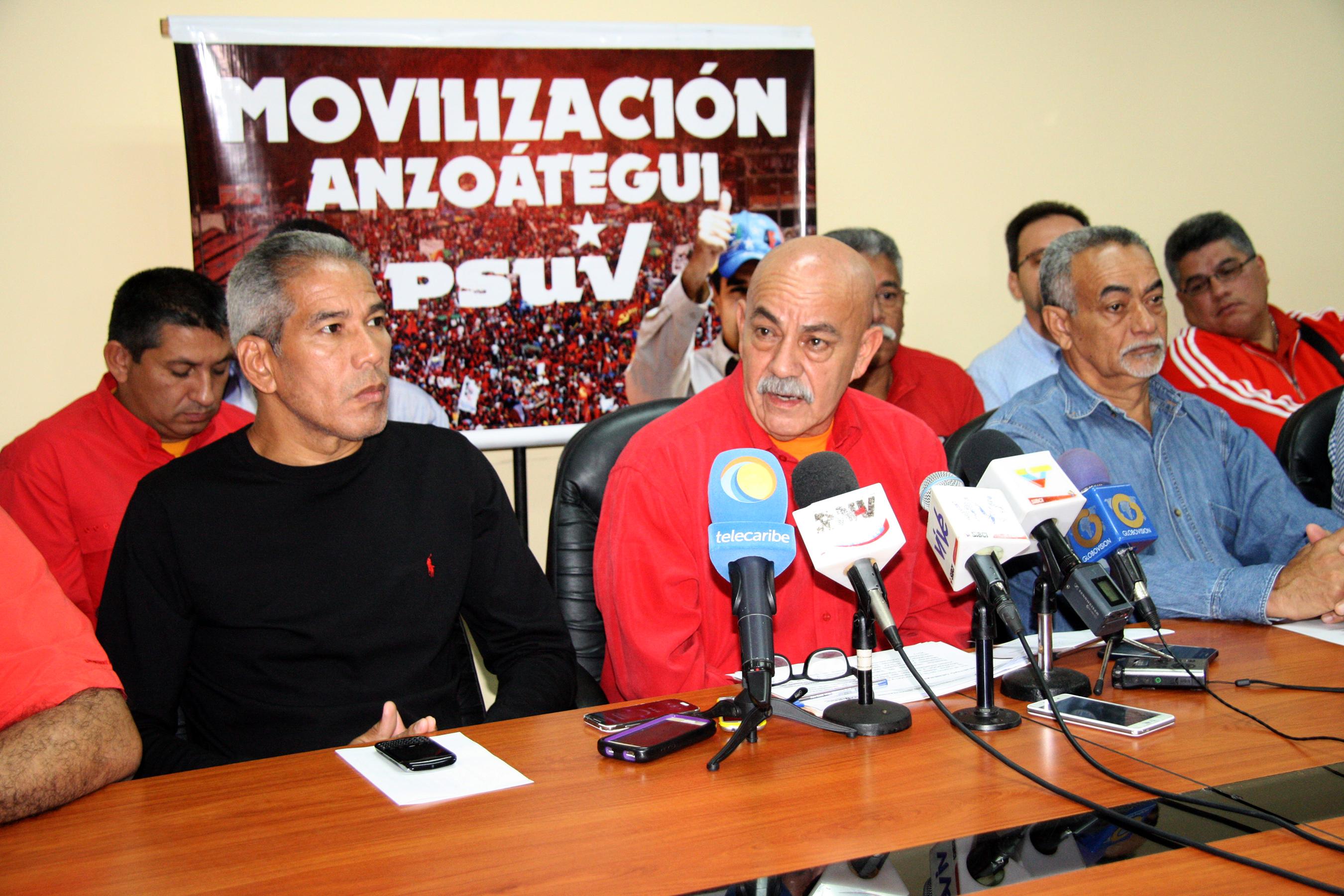 Dirigentes oficialistas comenzaron  encuentros regionales
