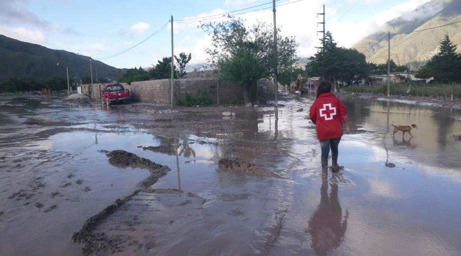 500 personas siguen evacuadas por alud y declaran «zona de desastre»  a los  municipios afectados