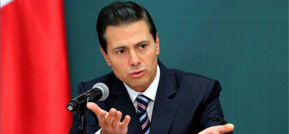 Peña Nieto aseguró que el país no pagará por el muro que quiere Trump, sin embargo, mantendrá una buena relación