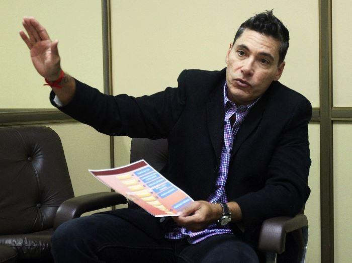 Tony Carrasco impugnará elecciones de la FVF si le impiden inscribir candidatura